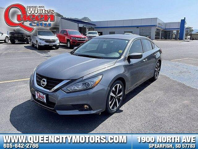 2018 Nissan Altima 2.5 SR for sale in Spearfish, SD