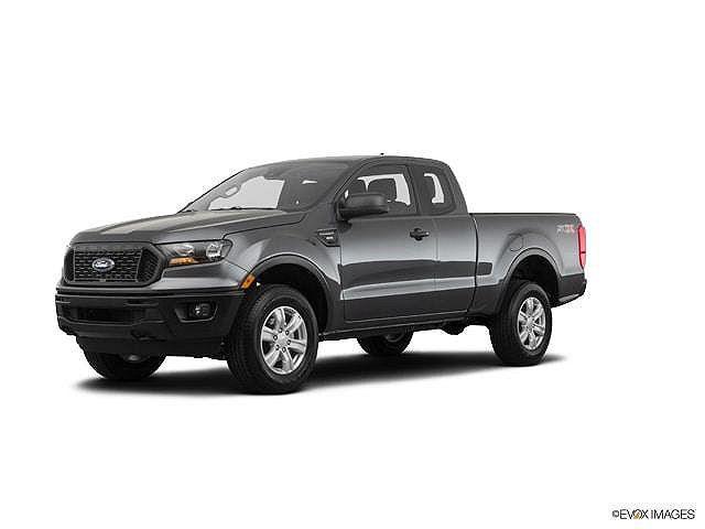 2020 Ford Ranger XLT for sale in Front Royal, VA