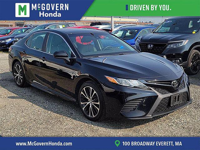 2018 Toyota Camry SE for sale in Everett, MA
