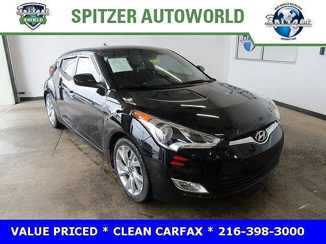 2017 Hyundai Veloster Dual Clutch for sale in Cleveland, OH