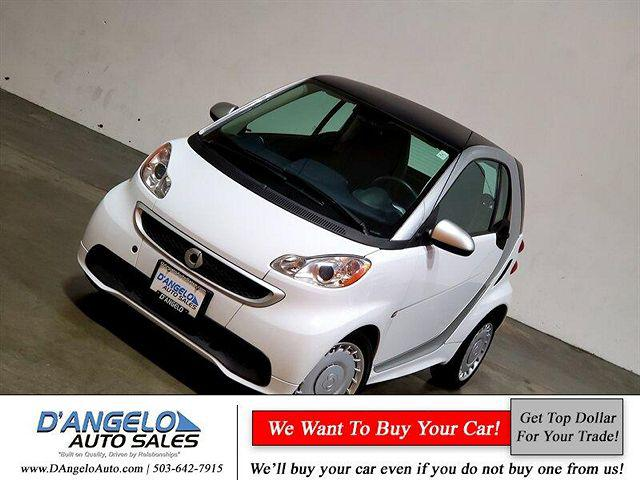 2015 smart fortwo Pure for sale in Hillsboro, OR