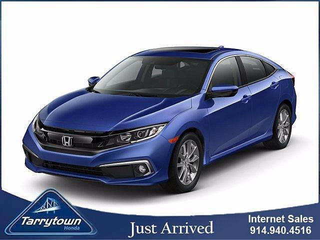 2019 Honda Civic Sedan EX for sale in Tarrytown, NY