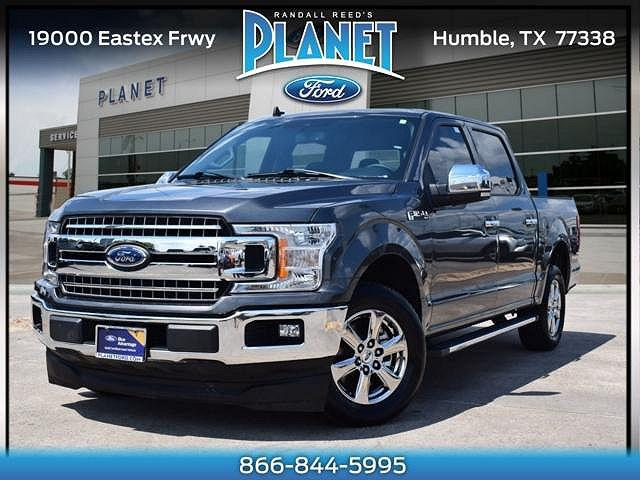 2020 Ford F-150 XLT for sale in Humble, TX