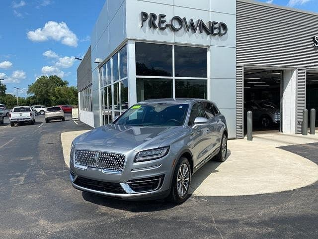 2020 Lincoln Nautilus Standard for sale in Troy, MI