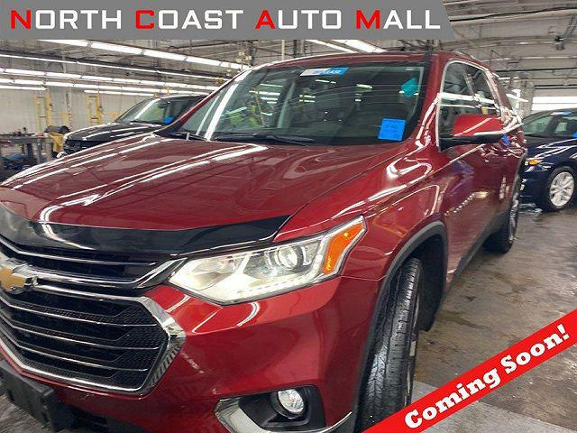 2018 Chevrolet Traverse LT Leather for sale in Akron, OH