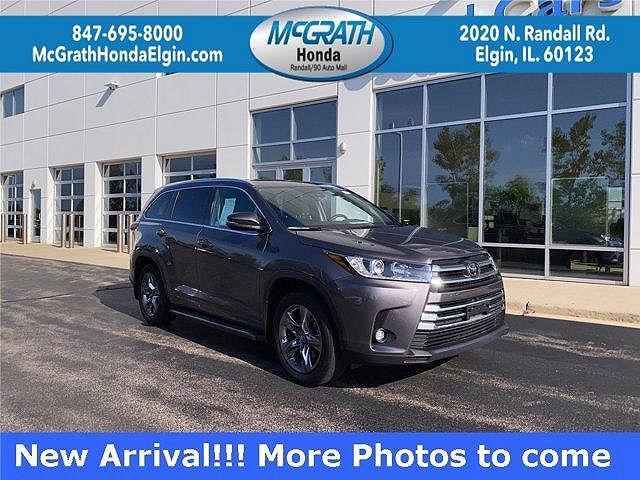 2019 Toyota Highlander Limited for sale in Elgin, IL