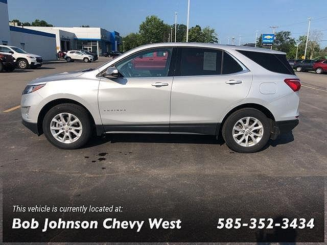 2018 Chevrolet Equinox LT for sale in Spencerport, NY