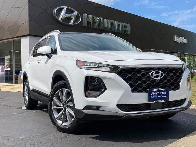 2020 Hyundai Santa Fe Limited for sale in Glenview, IL