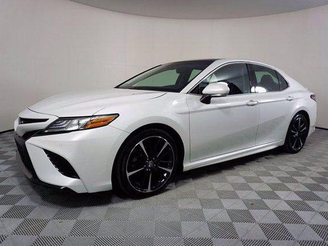 2018 Toyota Camry XSE for sale in Miami, FL