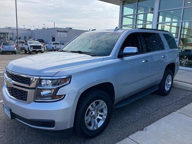 2016 Chevrolet Tahoe LT for sale in Roseville, MN