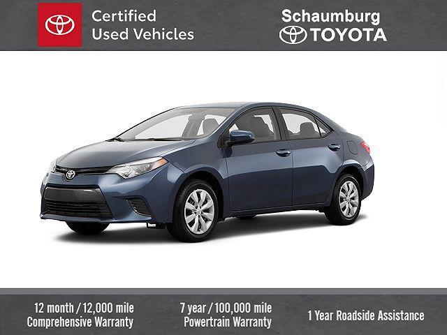2016 Toyota Corolla LE for sale in Schaumburg, IL