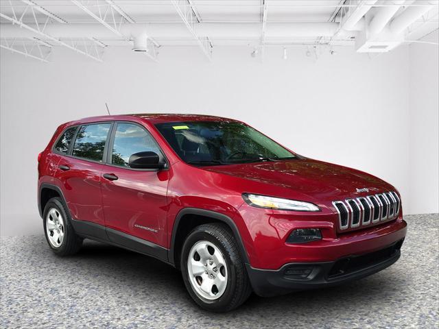 2016 Jeep Cherokee Sport for sale in Winchester, VA