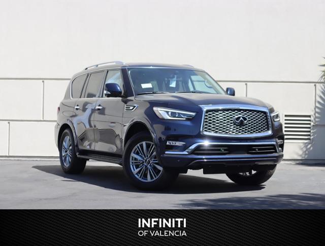 2021 INFINITI QX80 LUXE for sale in Valencia, CA