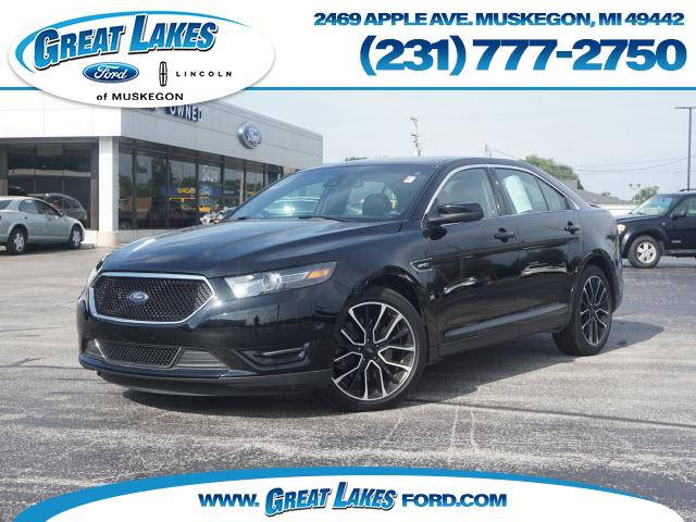 2018 Ford Taurus SHO for sale in Muskegon, MI