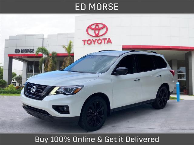 2018 Nissan Pathfinder SL for sale in Delray Beach, FL