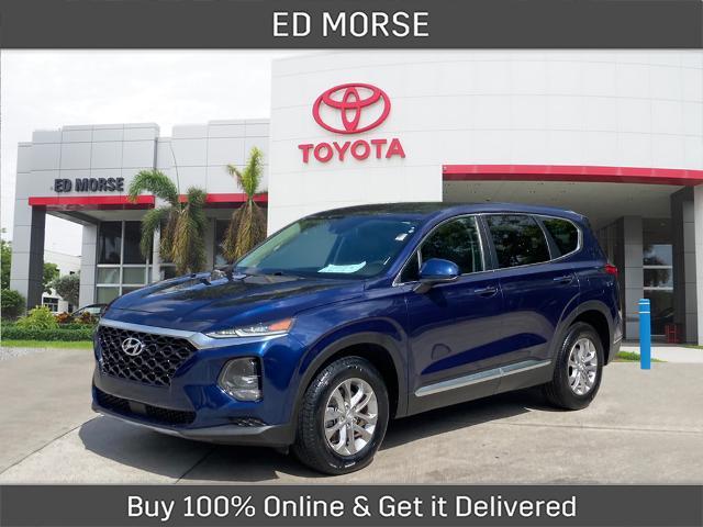 2019 Hyundai Santa Fe SE for sale in Delray Beach, FL