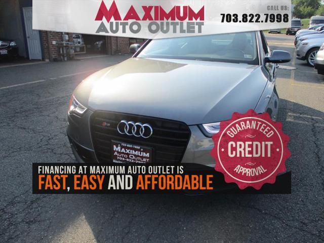 2015 Audi S5 Premium Plus for sale in Manassas Park, VA