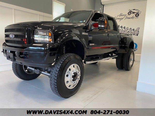 2007 Ford F-350 Lariat Outlaw Superduty Crew Cab Short Bed Dually for sale in Richmond, VA