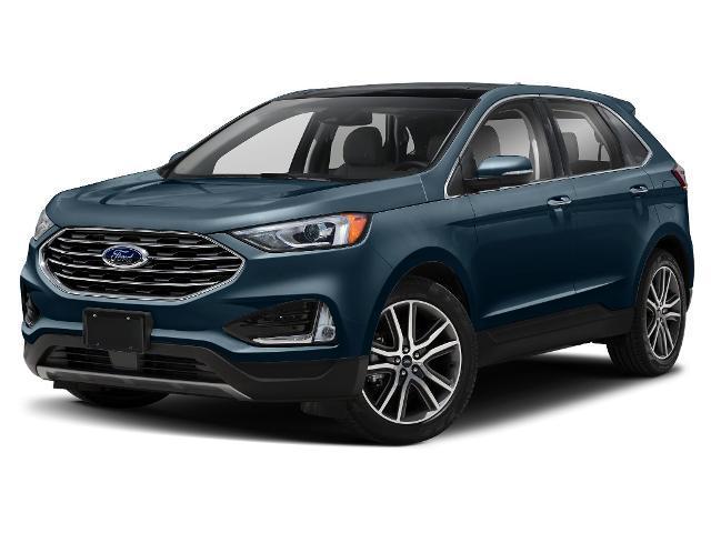 2019 Ford Edge Titanium for sale in South Haven, MI