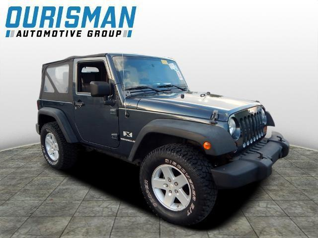 2008 Jeep Wrangler X for sale in Rockville, MD