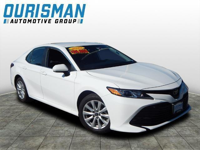 2020 Toyota Camry LE for sale in Rockville, MD
