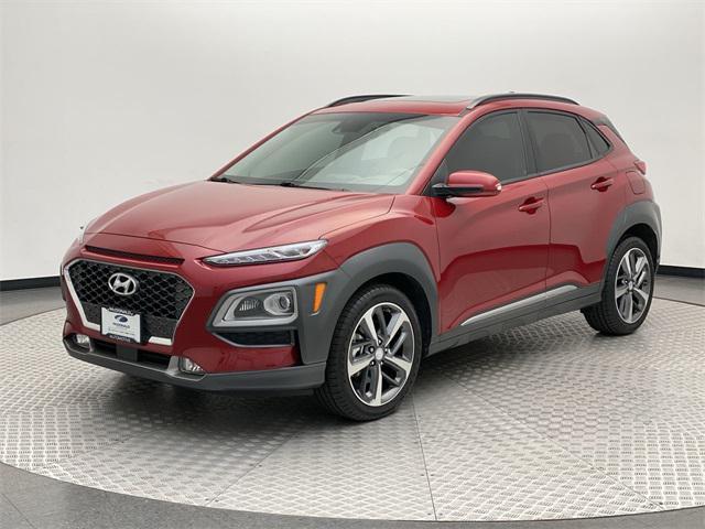 2020 Hyundai Kona Ultimate for sale in Littleton, CO