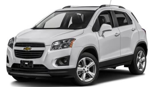 2016 Chevrolet Trax LTZ for sale in Upper Marlboro, MD