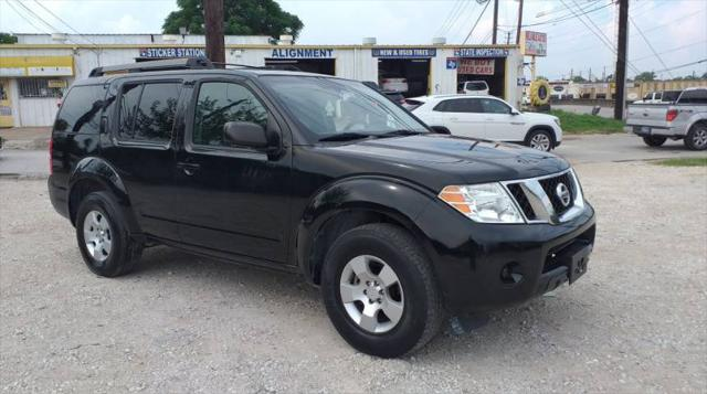 2012 Nissan Pathfinder S for sale in Houston, TX
