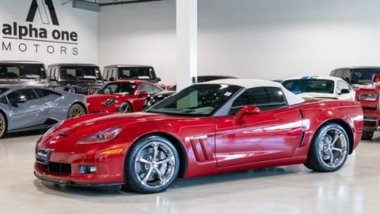 2012 Chevrolet Corvette Z16 Grand Sport w/3LT for sale in Round Rock, TX