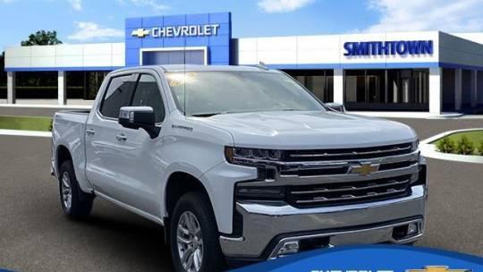 2020 Chevrolet Silverado 1500 LTZ for sale in Saint James, NY