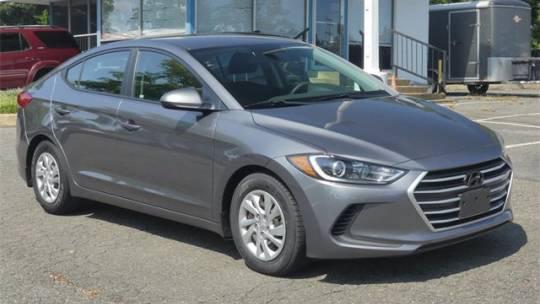 2018 Hyundai Elantra SE for sale in Alexandria, VA