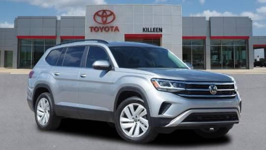 2021 Volkswagen Atlas 3.6L V6 SE w/Technology for sale in Killeen, TX