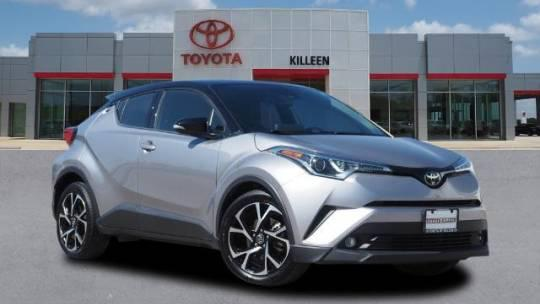2019 Toyota C-HR Limited for sale in Killeen, TX