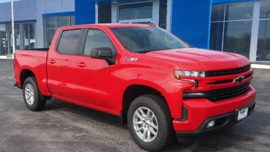 2021 Chevrolet Silverado 1500 RST for sale in Bourbonnais, IL
