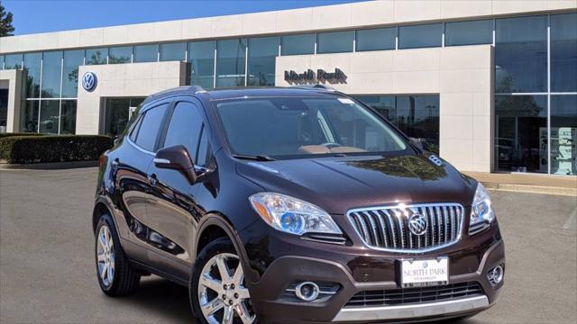 2014 Buick Encore Premium for sale in San Antonio, TX
