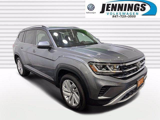 2021 Volkswagen Atlas 3.6L V6 SEL for sale in Glenview, IL