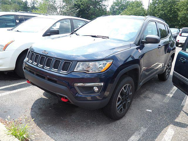 2019 Jeep Compass Trailhawk for sale in Rockville Centre, NY