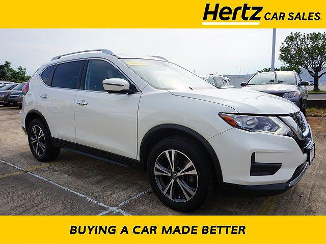 2019 Nissan Rogue SV for sale in Houston, TX