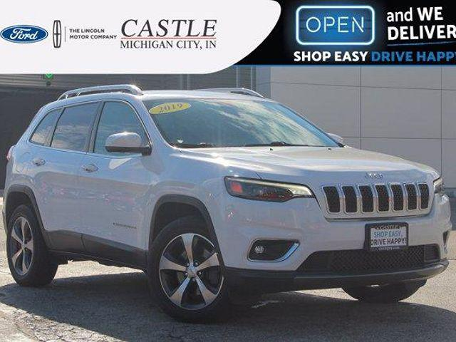 2019 Jeep Cherokee Limited for sale in Michigan City, IN