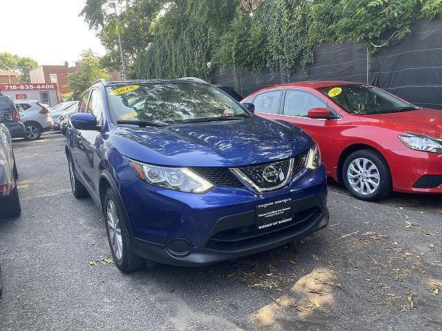 2018 Nissan Rogue Sport SV for sale in Ozone Park, NY