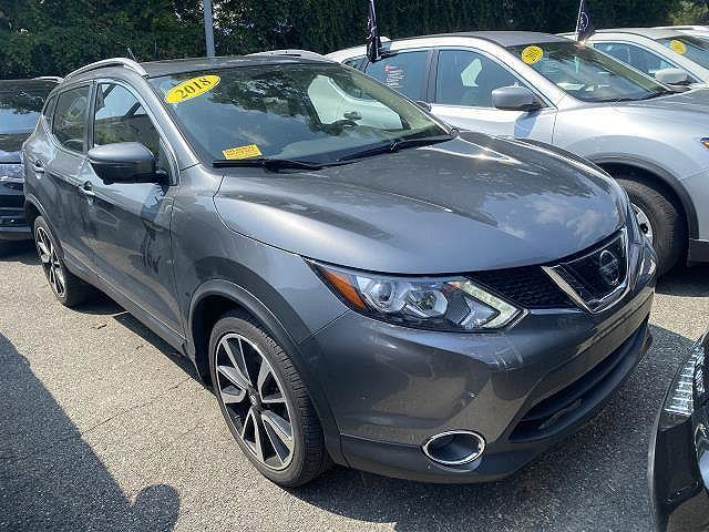 2018 Nissan Rogue Sport SL for sale in Ozone Park, NY