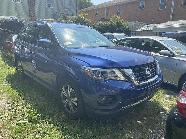 2018 Nissan Pathfinder SV for sale in Ozone Park, NY