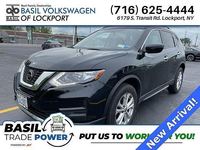 2018 Nissan Rogue S for sale in Lockport, NY