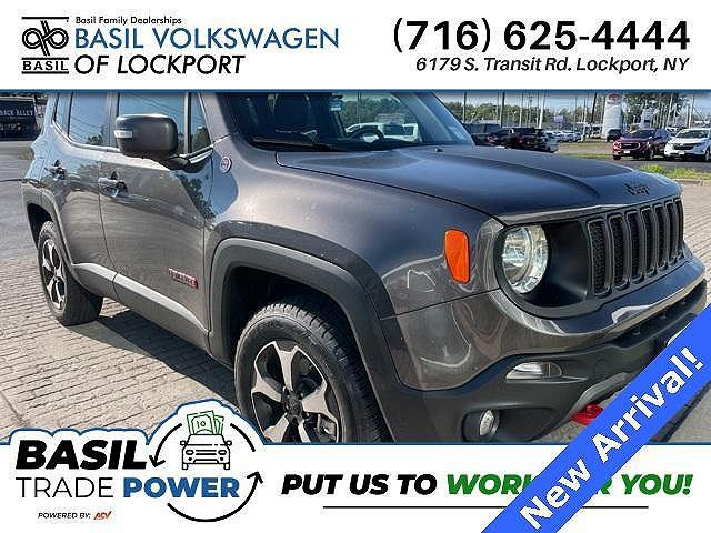 2021 Jeep Renegade Trailhawk for sale in Lockport, NY