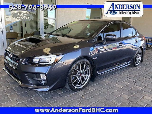 2016 Subaru WRX STI Limited for sale in Bullhead City, AZ