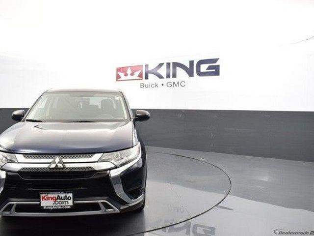 2019 Mitsubishi Outlander ES for sale in Gaithersburg, MD
