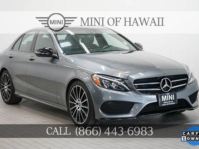 2018 Mercedes-Benz C-Class C 300 for sale in Honolulu, HI
