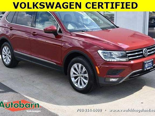 2018 Volkswagen Tiguan SE for sale in Countryside, IL