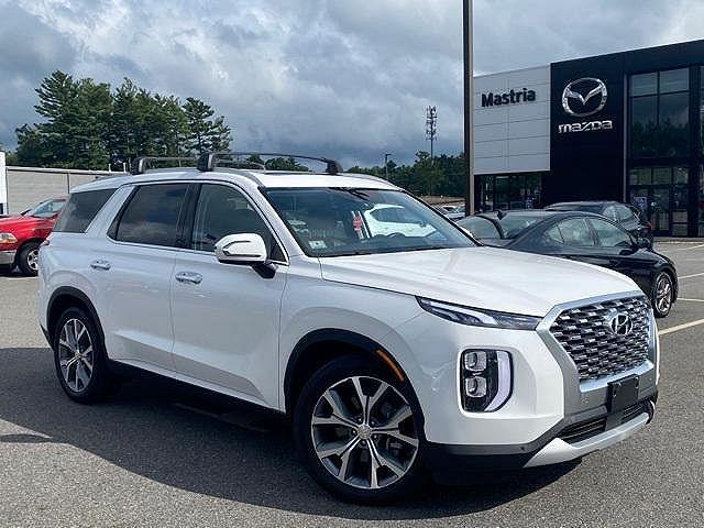 2020 Hyundai Palisade SEL for sale in Raynham, MA