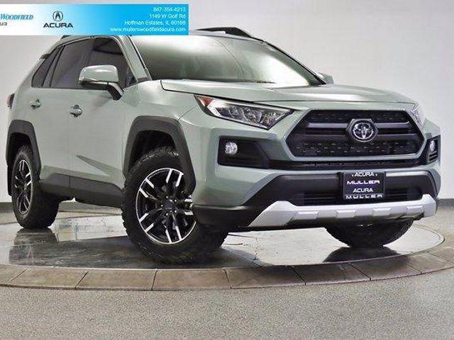 2019 Toyota RAV4 Adventure for sale in Hoffman Estates, IL
